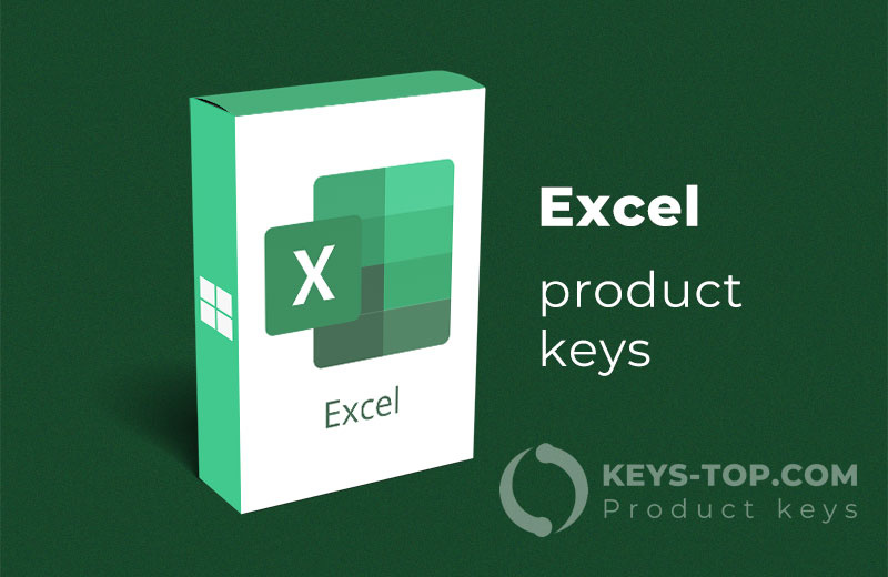 Microsoft Excel product keys for free