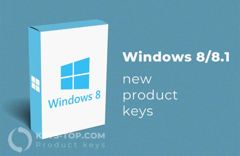 Free Windows 8.1 Product Keys